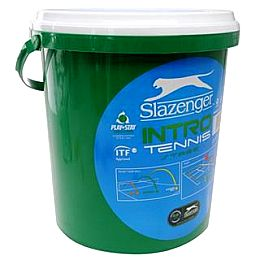 Купить Slazenger Intro Green 60 Ball Bucket 4350.00 за рублей
