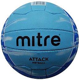 Купить Mitre Attack Netball BB6201 1600.00 за рублей