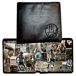 Купить NUFC Retro Leather Wallet 1800.00 за рублей