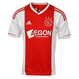 Купить adidas Ajax Home Shirt 2012 2013 Junior 2550.00 за рублей