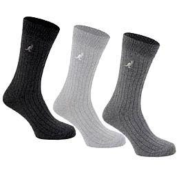 Купить Kangol 3 Pack Shades Socks Mens 750.00 за рублей