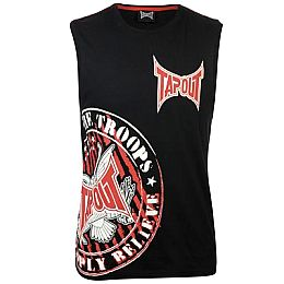 Купить Tapout Sleeveless T Shirt Mens 750.00 за рублей