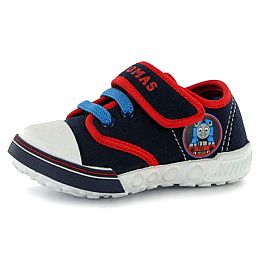 Купить Thomas the Tank Engine Chugg Canvas Shoes Infants 1900.00 за рублей