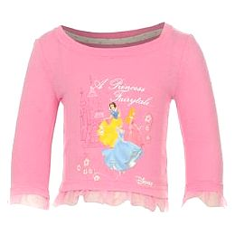 Купить Disney Princess Long Sleeve T Shirt Infant Girls 650.00 за рублей