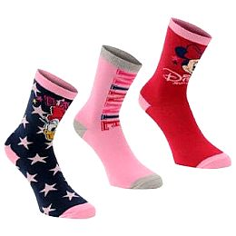 Купить Disney Sport Socks 3 Pack Childrens 650.00 за рублей