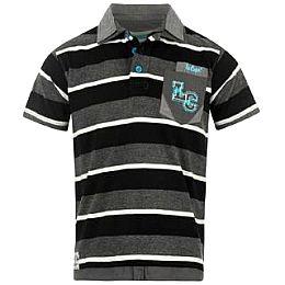 Купить Lee Cooper Double Collar Polo Shirt Junior 1600.00 за рублей