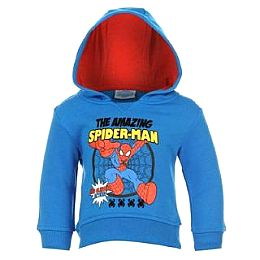 Купить Spiderman Over The Head Hoody Baby 750.00 за рублей