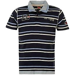 Купить Lee Cooper Double Collar Polo Shirt Mens 1800.00 за рублей
