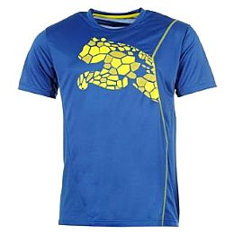 Купить Puma Graphic Cat T Shirt Mens 1950.00 за рублей