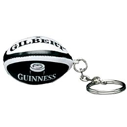 Купить Gilbert Guinness Rugby Ball Key Ring 650.00 за рублей