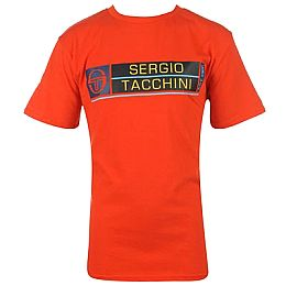 Купить Sergio Tacchini Chip T Shirt Junior 800.00 за рублей