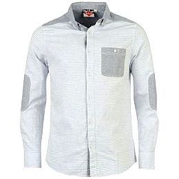 Купить Lee Cooper Light Wash Stripe Shirt Mens 2050.00 за рублей