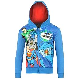 Купить Superman Zipped Hoody Infants 1600.00 за рублей