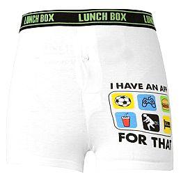 Купить Lunchbox Novelty Boxer Shorts Junior 650.00 за рублей