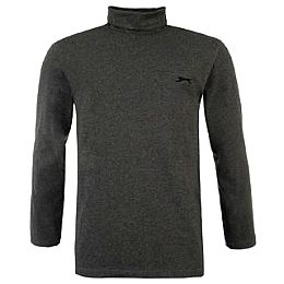 Купить Slazenger Long Sleeve Roll Neck Top Mens 750.00 за рублей