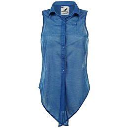 Купить Kangol Sleeveless Polo Shirt Ladies 1700.00 за рублей