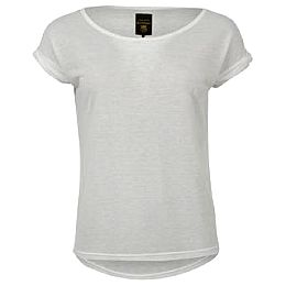 Купить Golddigga Dip Hem T Shirt Ladies 750.00 за рублей