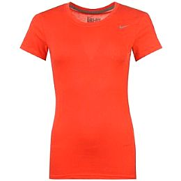 Купить Nike Slim Short Sleeve Crew T Shirt ladies 1950.00 за рублей