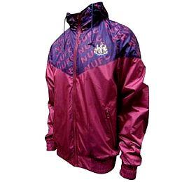 Купить NUFC Block Windbreaker Jacket Mens 2300.00 за рублей