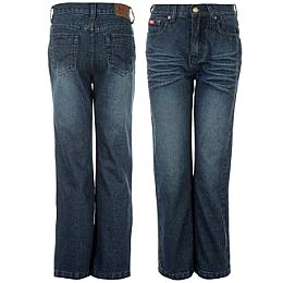 Купить Lee Cooper Straight Fit Jeans Junior 1600.00 за рублей