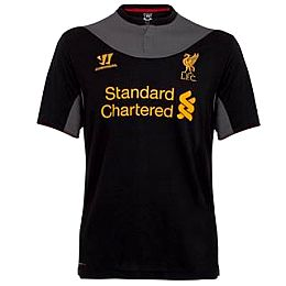 Купить Warrior Liverpool Away Shirt 2012 2013 2300.00 за рублей