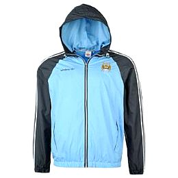 Купить Umbro Manchester City Hooded Cagoule Mens 2050.00 за рублей