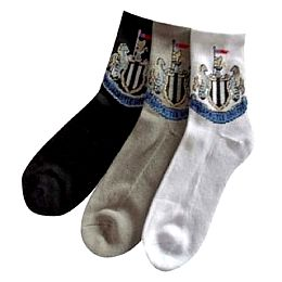 Купить NUFC 3 Pack Sport Socks Mens 1600.00 за рублей