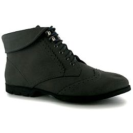Купить Spot On Lace Up Ladies Boots 1700.00 за рублей
