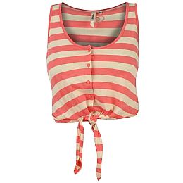 Купить Golddigga Striped Tie Top Ladies 650.00 за рублей