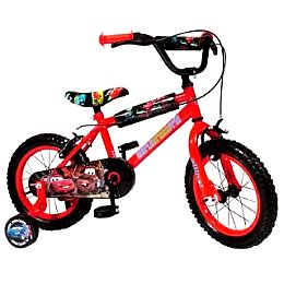 Купить Disney Cars 14 Inch Bike 6050.00 за рублей
