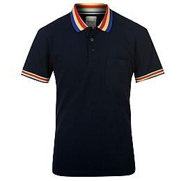 Купить Kangol Striped Polo Shirt Mens 1650.00 за рублей