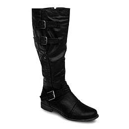 Купить Spot On Knee High Ladies Boots 2200.00 за рублей