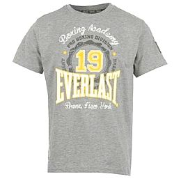 Купить Everlast Box Crew T Shirt Junior 700.00 за рублей