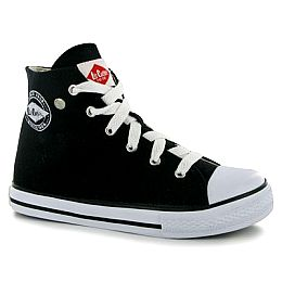 Купить Lee Cooper Canvas Infants Hi Trainers 1700.00 за рублей