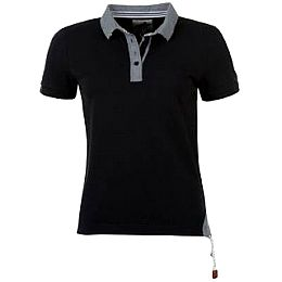 Купить Kangol Drawcord Polo Shirt Ladies 1750.00 за рублей