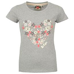 Купить Lee Cooper Fashion Crew T Shirt Ladies 1600.00 за рублей