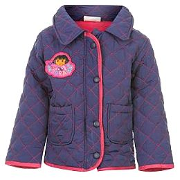 Купить Dora the Explorer the Explorer Quilted Jacket Infants 1700.00 за рублей