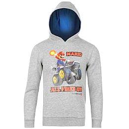 Купить Nintendo Mario Kart Hoody Junior 750.00 за рублей
