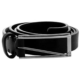 Купить Calvin Klein Thin Leather Belt Ladies 2400.00 за рублей