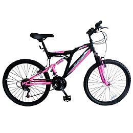 Купить Silver Fox Ashmore Girls 24 inch Mountain Bike 5700.00 за рублей