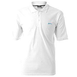 Купить Slazenger Plain Polo Shirt Mens 800.00 за рублей