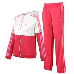 Купить adidas 3 Stripe Young Knit Tracksuit Ladies 3350.00 за рублей