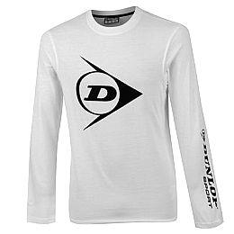 Купить Dunlop Long Sleeve Logo Tee 750.00 за рублей