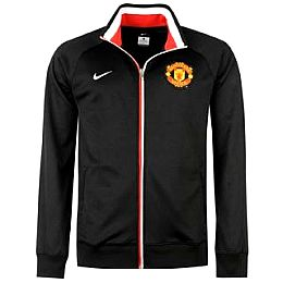 Купить Nike Manchester United Trainer Jacket Mens 3200.00 за рублей