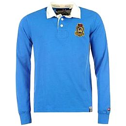 Купить Rhino Rugby Long Sleeved Polo Top Mens 1750.00 за рублей