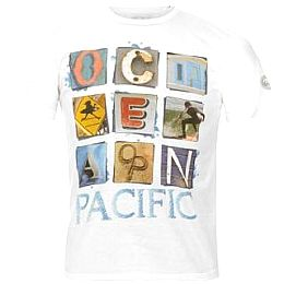 Купить Ocean Pacific Photo T Shirt Junior 800.00 за рублей