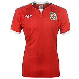 Купить Umbro Wales Home Shirt 2011 2012 2800.00 за рублей