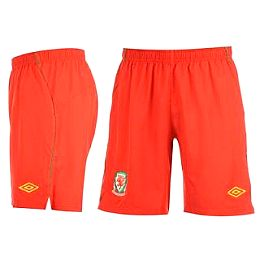 Купить Umbro Wales Home Shorts 2012 2013 2200.00 за рублей