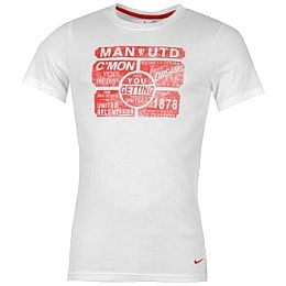 Купить Nike Man United Core Shirt Mens 2000.00 за рублей