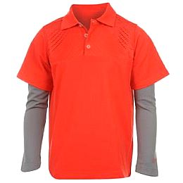 Купить Nike Layered Polo Shirt Junior 2050.00 за рублей